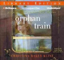Orphan Train: Library Edition (CD-Audio)