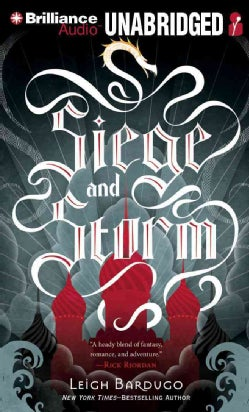 Siege and Storm (CD-Audio)