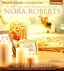 The Last Boyfriend (CD-Audio)
