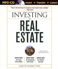 Investing in Real Estate (CD-Audio)
