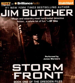 Storm Front (CD-Audio)