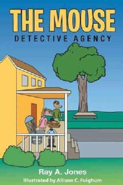 The Mouse Detective Agency (Hardcover)