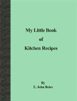 My Little Book of Kitchen Recipes (Paperback)