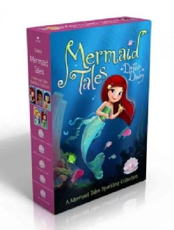 A Mermaid Tales Sparkling Collection: Trouble at Trident Academy; Battle of the Best Friends; a Whale of a Tale; ... (Paperback)
