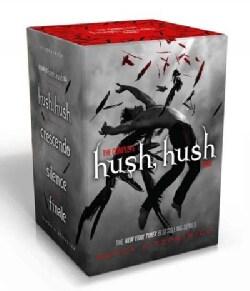 The Complete Hush, Hush Saga: Hush, Hush / Crescendo / Silence / Finale (Paperback)