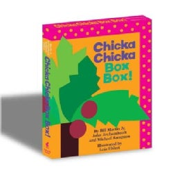Chicka Chicka Box Box! (Hardcover)