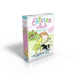 The Critter Club Collection: Amy and the Missing Puppy; All About Ellie; Liz Learns a Lesson; Marion Takes a Break (Paperback)