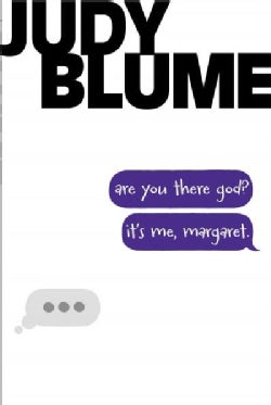 Are You There God? It's Me, Margaret (Paperback)
