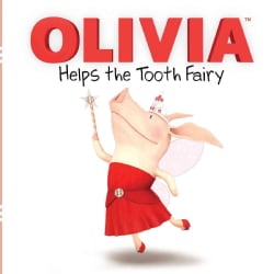 Olivia Helps the Tooth Fairy (Paperback)