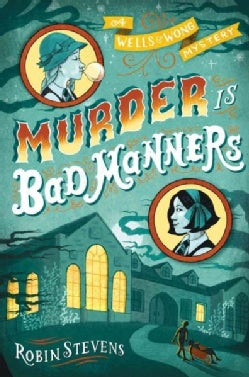 Murder Is Bad Manners (Paperback)