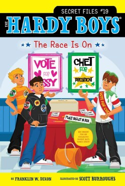 The Race Is on (Paperback)