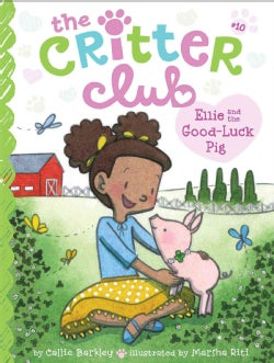 Ellie and the Good-Luck Pig (Paperback)