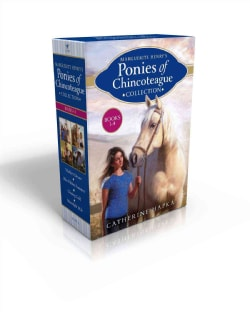Marguerite Henry's Ponies of Chincoteague Collection: Maddie's Dream / Blue Ribbon Summer / Chasing Gold / Moonli... (Paperback)