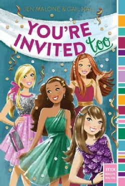 You're Invited Too (Paperback)