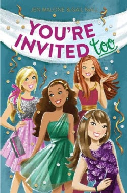 You're Invited Too (Hardcover)