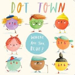 Where Are You, Blue? (Board book)