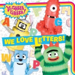 We Love Letters! (Paperback)