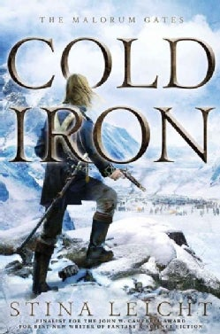 Cold Iron (Hardcover)