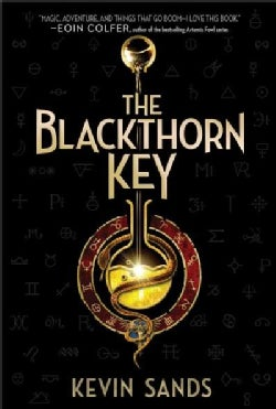 The Blackthorn Key (Paperback)