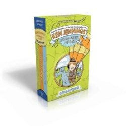 Ken Jennings' Junior Genius Guides Collection: Maps and Geography / Greek Mythology / U.S. Presidents (Paperback)
