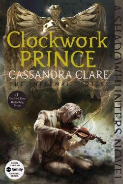 Clockwork Prince (Paperback)