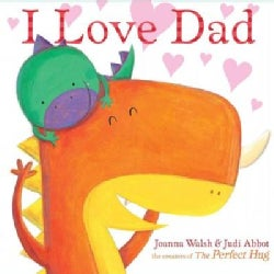 I Love Dad (Hardcover)