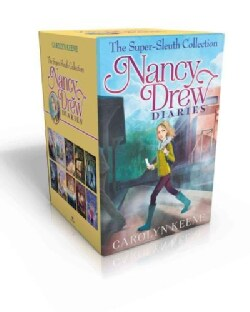Nancy Drew Diaries Supersleuth Collection: Curse of the Arctic Star / Strangers on a Train / Mystery of the Midni... (Paperback)