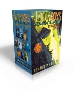 Hardy Boys Adventures Ultimate Thrills Collection: Secret of the Red Arrow / Mystery of the Phantom Heist / The V... (Paperback)