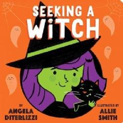 Seeking a Witch (Board book)