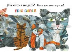 ¿Ha visto a mi gato? / Have You Seen My Cat? (Paperback)