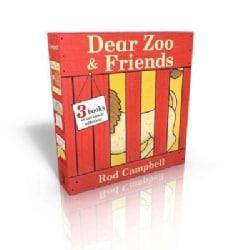 Dear Zoo & Friends: Dear Zoo / Farm Animals / Dinosaurs (Board book)