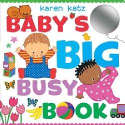 Baby's Big Busy Book (Board book)