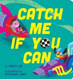 Catch Me If You Can (Board book)