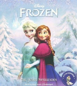 Frozen: The Junior Novelization (CD-Audio)