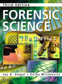 Forensic Science: The Basics (Hardcover)
