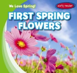First Spring Flowers (Hardcover)