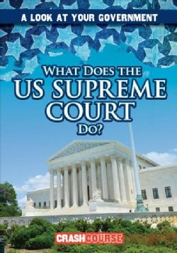 What Does the Us Supreme Court Do? (Paperback)
