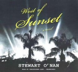 West of Sunset: Library Edition (CD-Audio)