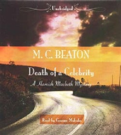 Death of a Celebrity (CD-Audio)