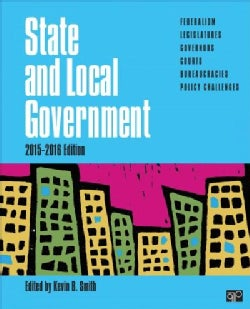 State and Local Government 2015-2016 (Paperback)