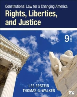 Constitutional Law for a Changing America: Rights, Liberties, and Justice (Paperback)