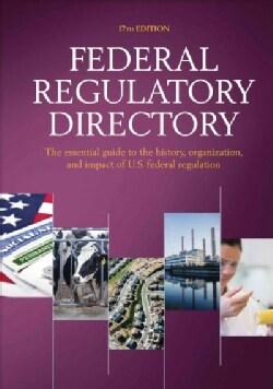 Federal Regulatory Directory (Hardcover)