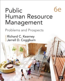 Public Human Resource Management: Problems and Prospects (Paperback)