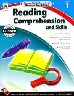 Reading Comprehension and Skills, Grade 1: Common Core State Standards Aligned