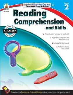 Reading Comprehension and Skills, Grade 2: Common Core State Standards Aligned