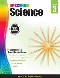 Spectrum Science, Grade 3 (Paperback)