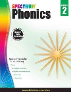 Spectrum Phonics, Grade 2 (Paperback)