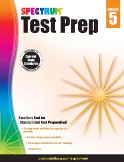 Spectrum Test Prep, Grade 5 (Paperback)