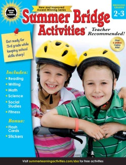 Summer Bridge Activities Bridging Grades 2 to 3 (Paperback)