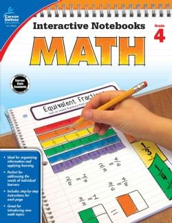 Math, Grade 4 (Paperback)
